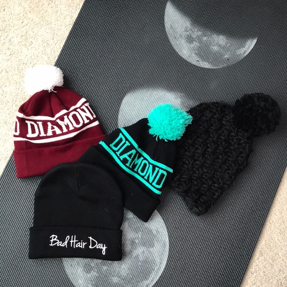 6b8bafe339d PacSun Accessories - Winter beanie bundle